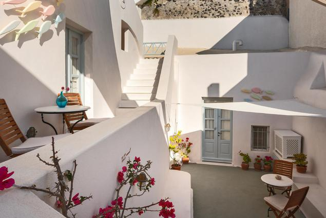 Cori Rigas Suites-Fira-Santorini-Junior Suite 1.2