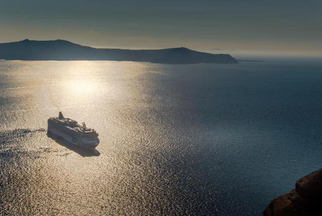 Cori Rigas Suites-Fira-Santorini-Sunset View