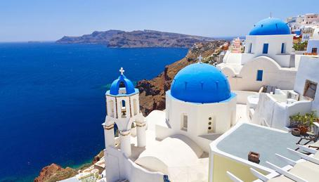 Cori Rigas Suites - Fira Santorini - Churches