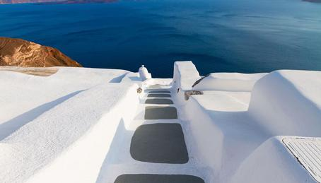 Cori Rigas Suites - Fira Santorini - Cycladitic Architecture
