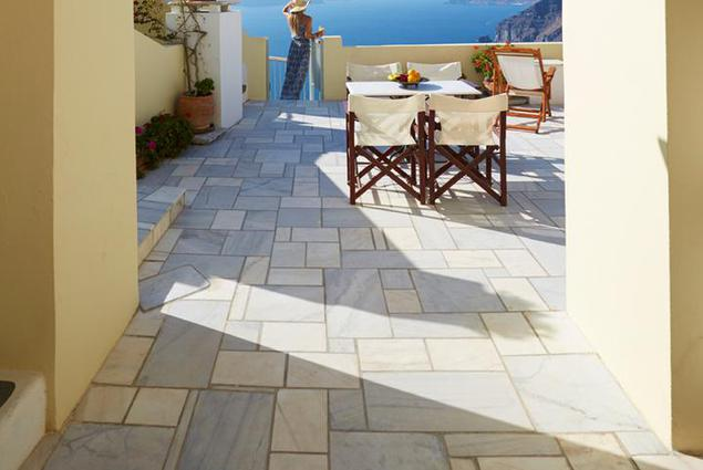 Cori Rigas Suites - Fira Santorini - Two Bedroom Suite