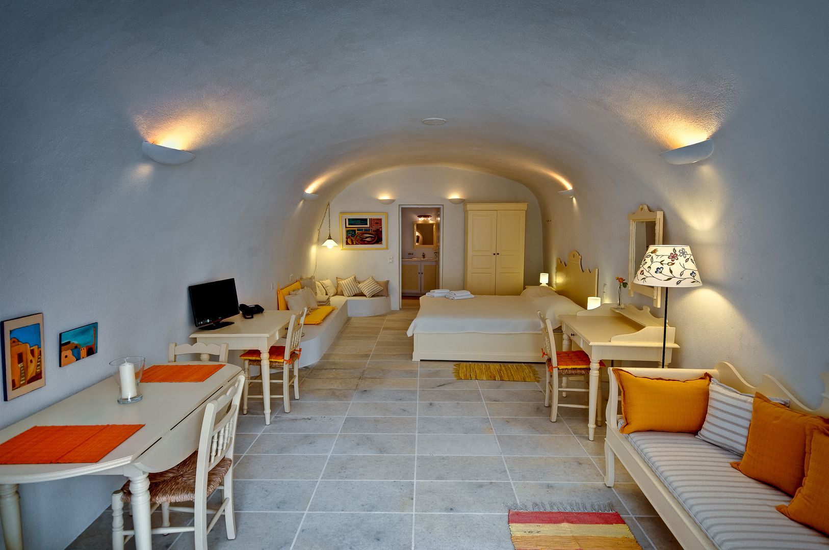Cori Rigas Suites-Fira-Santorini-Junior Suite1