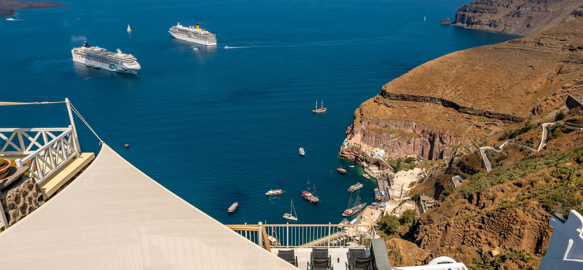 Cori Rigas Suites-Fira-Santorini-Main Attractions
