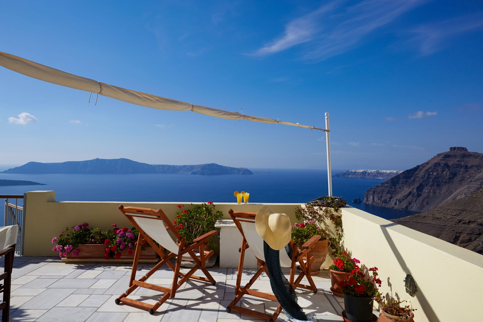 Cori Rigas Suites-Terraces with view